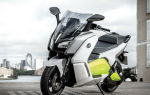 Обзор электроскутера BMW C Evolution