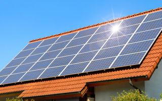 Расчёт окупаемости солнечных батарей