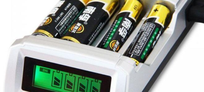 Выбираем лучшее зарядное устройство для батареек
