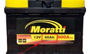 Что такое пусковой ток аккумулятора?