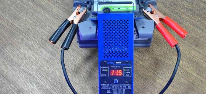 Устройство нагрузочной вилки для аккумулятора и её самостоятельное изготовление