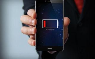 Основные причины почему не заряжается аккумулятор телефона