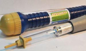 Что такое ареометр для электролита и как он работает?