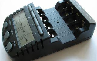 Как выбрать зарядное устройство для аккумуляторных батареек