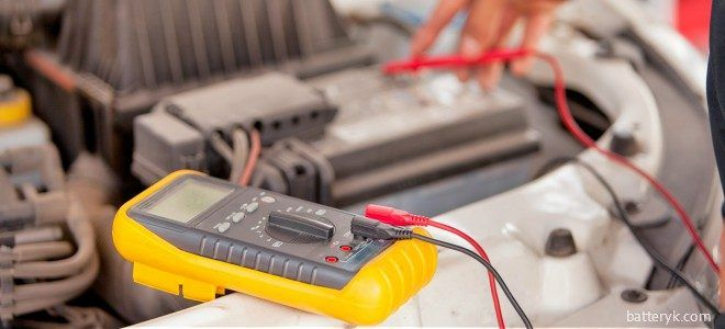 Как правильно проверить аккумулятор мультиметром
