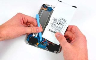 Инструкция по замене аккумулятора на планшете