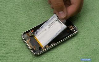 Самостоятельно восстанавливаем аккумулятор телефона