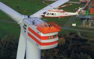 Чем так хороши ветряные электростанции?