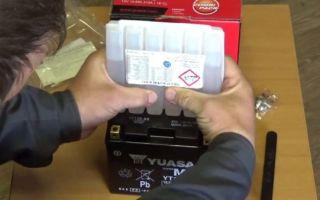 Зачем нужен сухозаряженный аккумулятор и как им пользоваться?