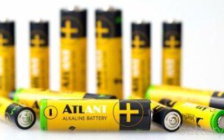 Применение и особенности щелочных батареек