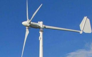 Как собрать ветрогенератор из автомобильного генератора?
