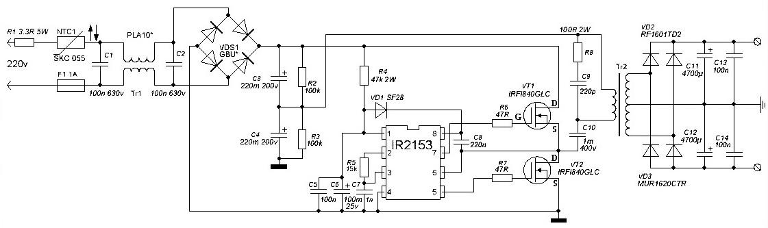 Импульсное зарядное устройство для АКБ, принцип работы, преимущества, рейтинг лучших моделей