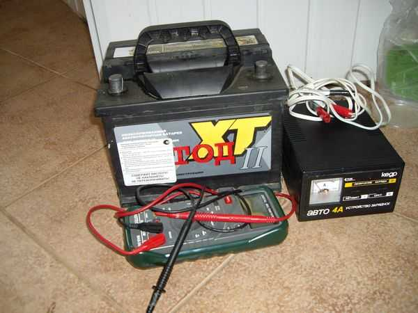 Kak pravilno razryadit akkumulyator 2 - Чем разрядить автомобильный аккумулятор