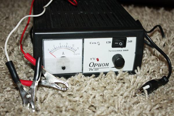 На сколько ампер заряжать аккумулятор автомобиля зарядным устройством